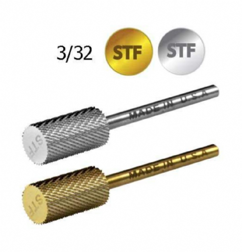 "STF Carbide Drill Bit Fine 3/32"" in different sizes & colors"